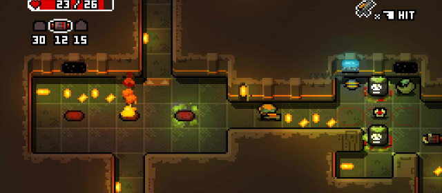Review: Space Grunts, arcade action with turn-based rogue-like